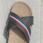 Les Mauricettes de François sandales homme mode