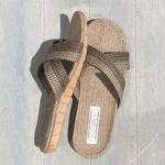 Les Mauricettes sandales homme mode plage et vacances