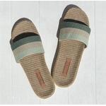 Les mauricettes dAglaé claquettes legeres de vacances, sandalettes plageplage