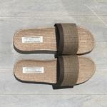 Les Mauricettes de Victor légères slippers pour plage et vacances