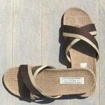 Les Mauricettes de Charles sandalettes homme plage et vacances légères