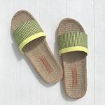 Les Mauricettes de félicie slippers plage et vacances légères