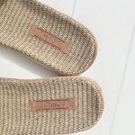 Les Mauricettes de félicie sandalettes lin plage et vacances légères