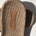 Les Mauricettes de Sidonie sandalettes plage et vacances confortables violette