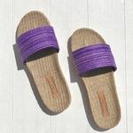Les Mauricettes de Sidonie plagettes plage et vacances légères violette