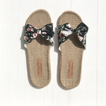 Les Mauricettes claquettes fleurs légères plage et confort