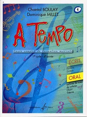 A TEMPO VOLUME 4 ORAL