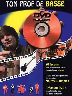 TON PROF DE BASSE DVD