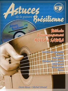 ASTUCES DE LA GUITARE BRESILIENNE VOL 2