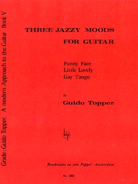 TOPPER JAZZY MOODS
