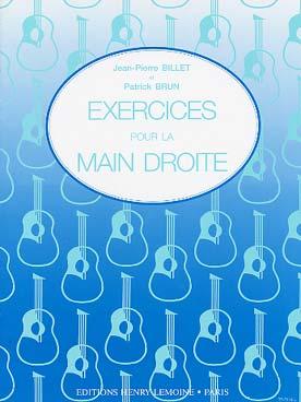 BILLET EXERCICES POUR LA MAIN DROITE