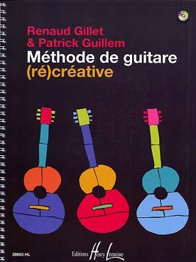 METHODE DE GUITARE CREATIVE