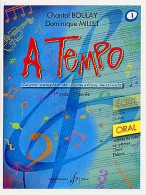 A TEMPO VOLUME 1 ORAL