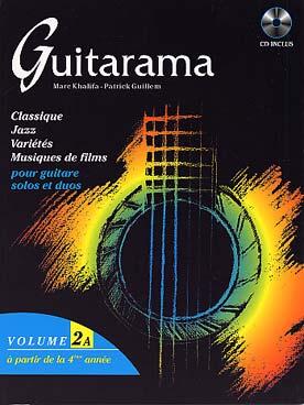 GUITARAMA VOL 2A