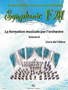 SYMPHONIC FM VOL 8 ACCORDEON (ELEVE)