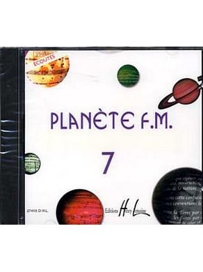 CD PLANETE FM VOLUME 7 ECOUTE