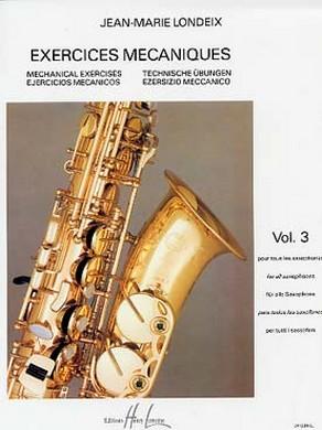 EXERXICES MECANIQUES VOL 3
