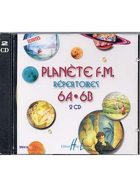 CD PLANETE FM 6 AB ECOUTE