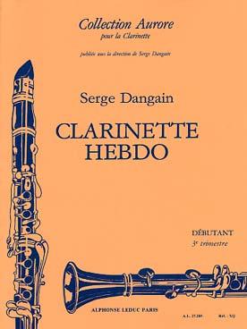 CLARINETTE HEBDO VOL 3