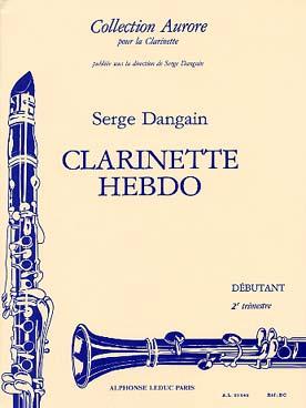 CLARINETTE HEBDO VOL 2