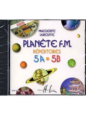 CD PLANETE FM 5 AB ECOUTE