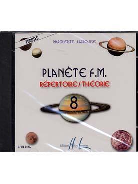 CD PLANETE FM VOLUME 8 ECOUTE