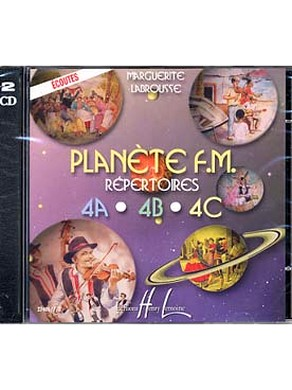 CD PLANETE FM VOLUME 4 ABC ECOUTE