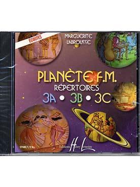 CD PLANETE FM VOLUME 3 ECOUTE