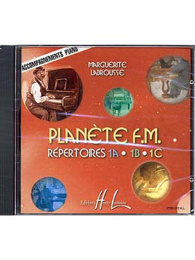 CD PLANETE FM VOLUME 1