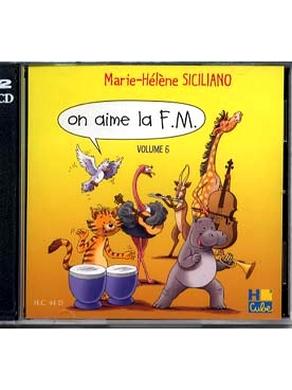 CD ON AIME LA FM VOLUME 6