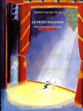 LE PETIT PAGANINI VOL 3