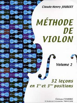 METHODE DE VIOLON VOL 2