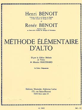 METHODE ELEMENTAIRE VOL 1