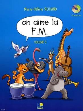 ON AIME LA FM VOLUME 5