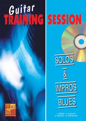 GUITARE TRAINING SESSION BLUES