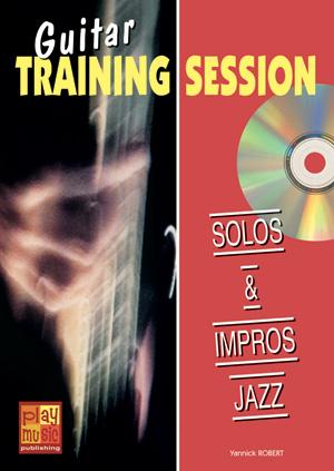 GUITARE TRAINING SESSION JAZZ