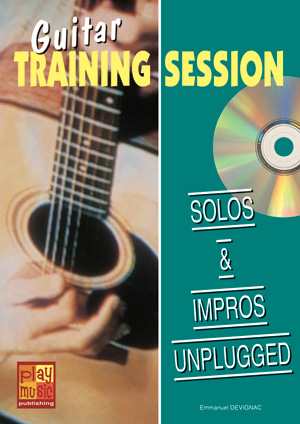 GUITARE TRAINING SESSION UNPLUGGED