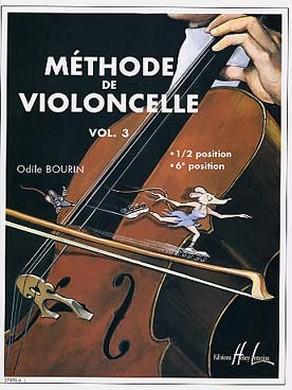 METHODE DE VIOLONCELLE VOL 3