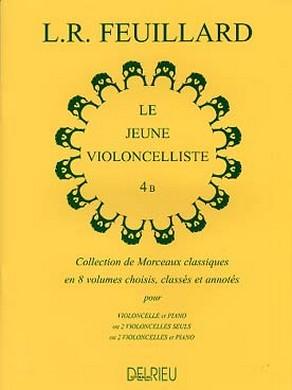 LE JEUNE VIOLONCELLISTE VOL 4B