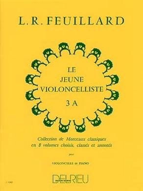 LE JEUNE VIOLONCELLISTE VOL 3A