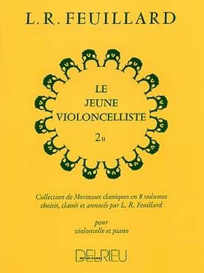 LE JEUNE VIOLONCELLISTE VOL 2B