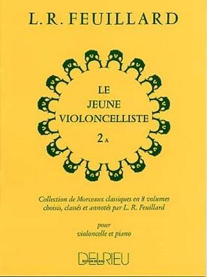 LE JEUNE VIOLONCELLISTE VOL 2A