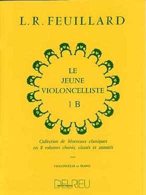 LE JEUNE VIOLONCELLISTE VOL 1B