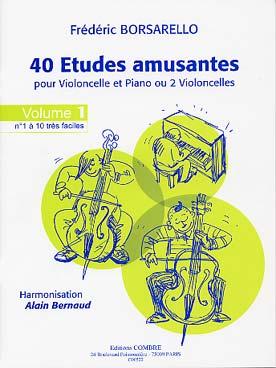 40 ETUDES AMUSANTES