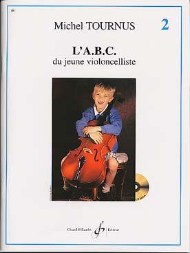 ABC DU JEUNE VIOLONCELLISTE VOL 2