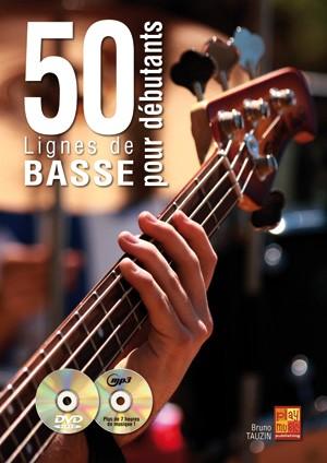 50 LIGNES DE BASSE POUR DEBUTANTS
