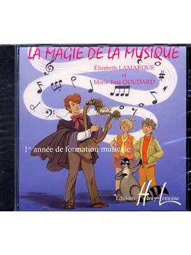 CD LA MAGIE DE LA MUSIQUE VOL 1