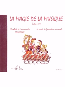 CD LA MAGIE DE LA MUSIQUE VOL 4