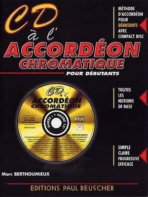 CD A L\'ACCORDEON CHROMATIQUE