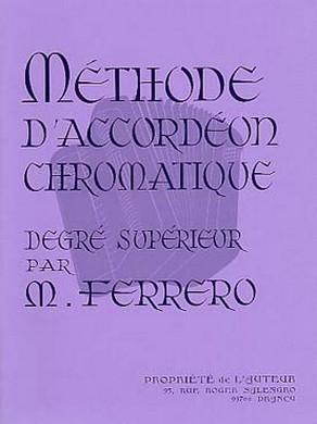 METHODE D\'ACCORDEON CHROMATIQUE DEGRE SUP